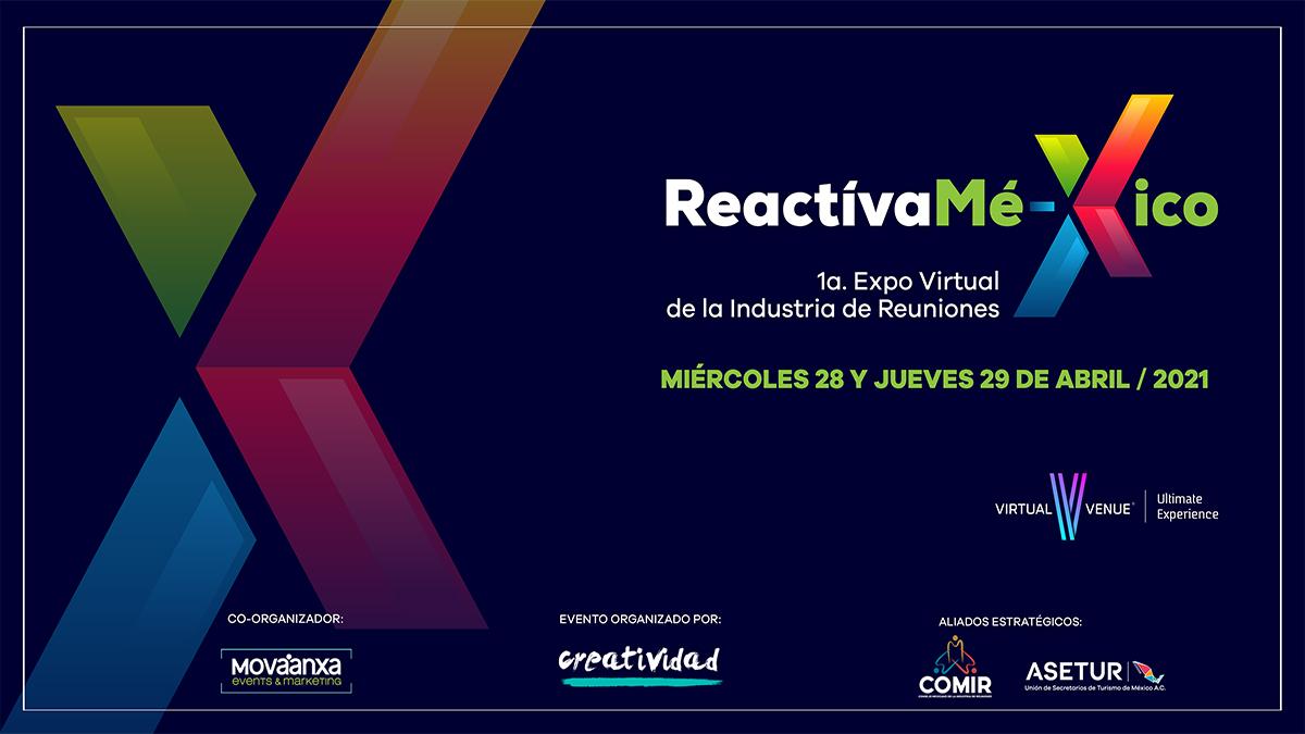 EXPO REACTIVA MÉXICO IMPULSAR INDUSTRIA REUNIONES 02