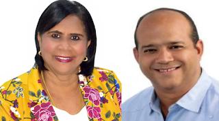 Trasciende Tavito ofrece candidatura vice alcaldía a la profesora América Pérez por la alianza PLD-PRD
