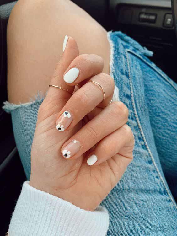 Inspirações de unhas para o verão