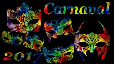 Carnaval 2017 cheio de cor