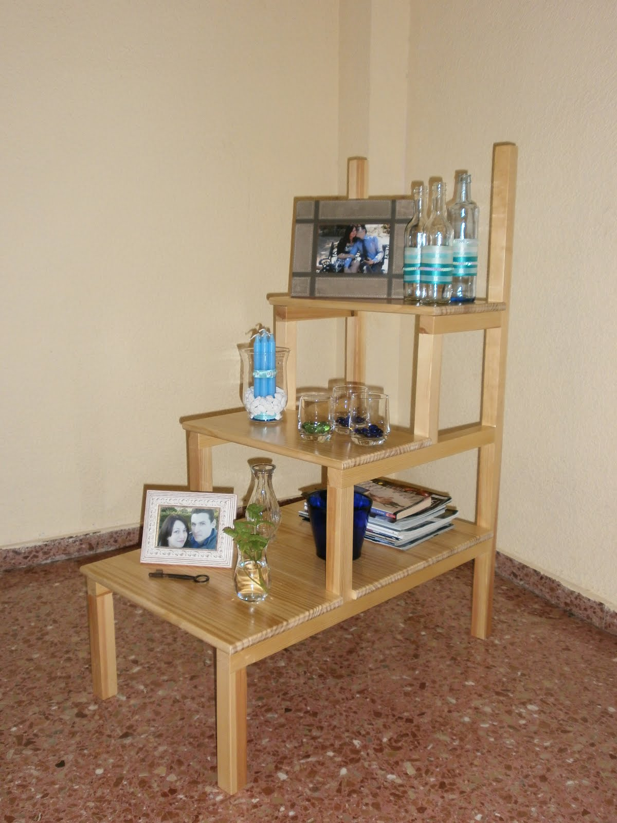 Manualidades, decoración, pintura...: Un nuevo mueble para ...