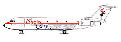 SL472R BAC 1-11-487 GHF Freighter picture 1