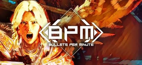 BPM BULLETS PER MINUTE-GOG
