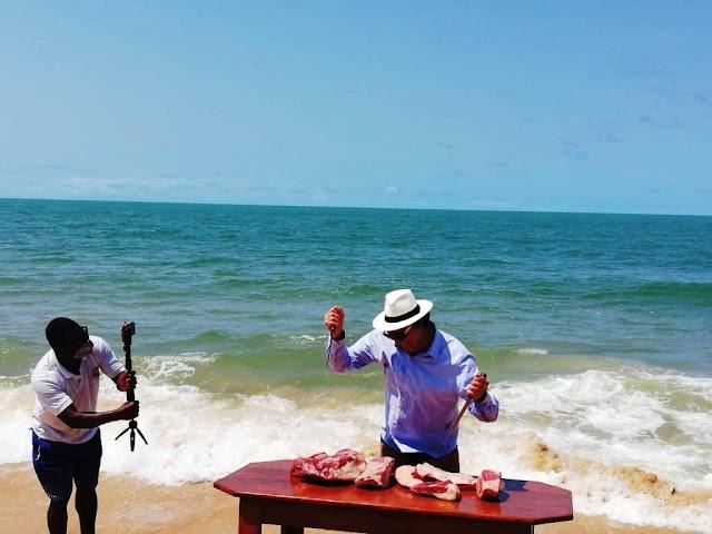 """#CalendárioDasArtes – Projeto """"Pandemia em alto mar"""" é baseada livremente na peça """"Em Alto Mar"""" de Slawomir Mrozec"""