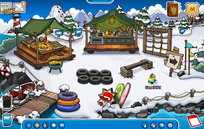 Club Penguin Wilderness Expedition 2016