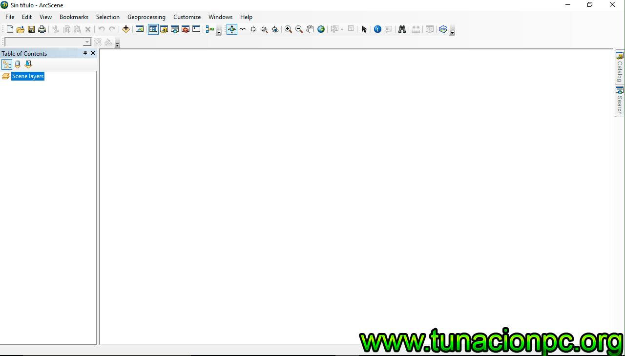 ESRI ArcGIS Desktop Full Español con licencia