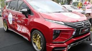 v Modifikasi Paling Kece Xpander, Dari Xpander Mitsubishi Owners Club (X-MOC)