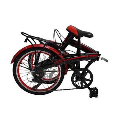 Evergreen Folding Bike 20""