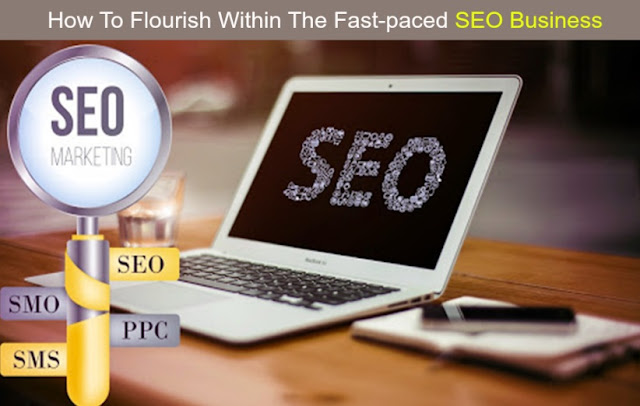How To Flourish Within The Fast-paced SEO Business