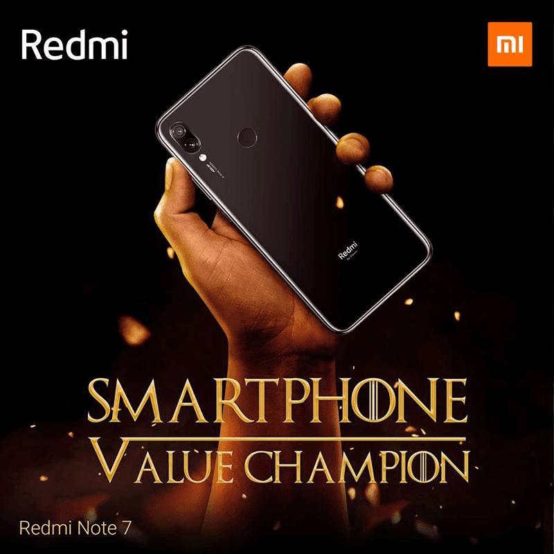Redmi Note 7 and Xiaomi Mi 9 are back in stock!