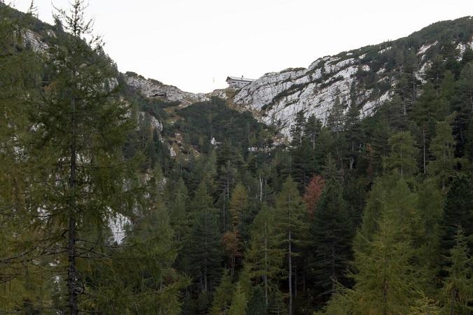 Hochzinödl über Wasserfallweg
