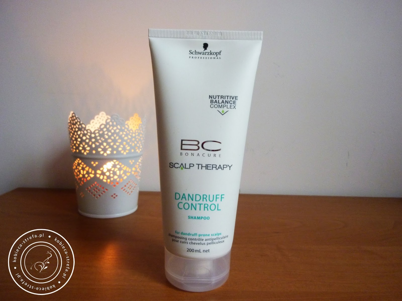 BC Scalp Therapy od Schwarzkopf - szampon przeciwłupieżowy