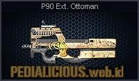 P90 Ext. Ottoman