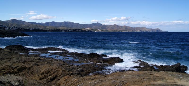 Entre Llançà i Port de la Selva per Teresa Grau Ros