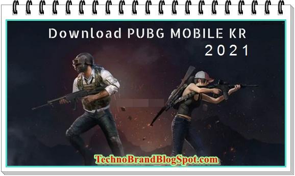 PUBG Mobile KR Update 2021