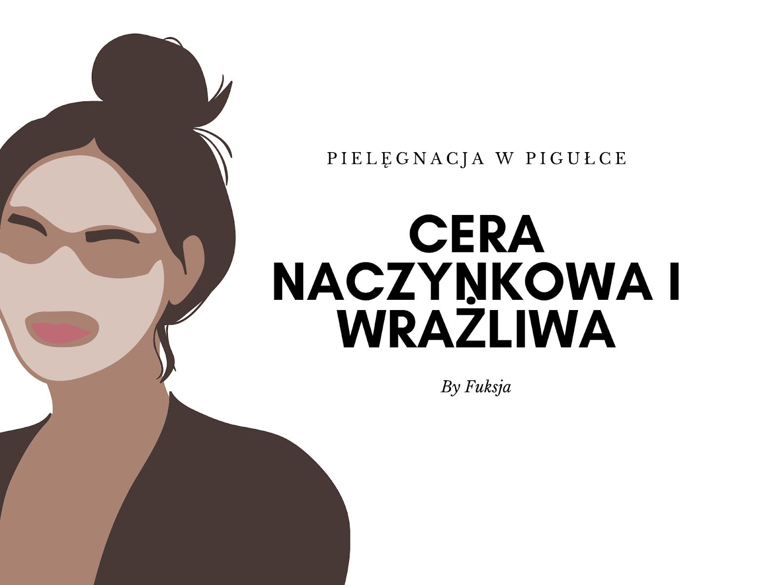 Cera Naczynkowa i Wrażliwa