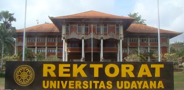 Informasi Penerimaan Mahasiswa Baru (UNUD) Universitas Negeri Udayana 2017-2018