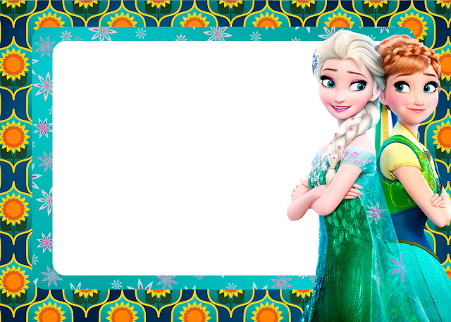 Frozen Fever Party Free Printable Invitations Oh My Fiesta! in