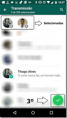 Estudos biblicos pelo whatsapp