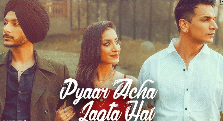 Pyaar Acha Lagta Hai Lyrics - Navjeet