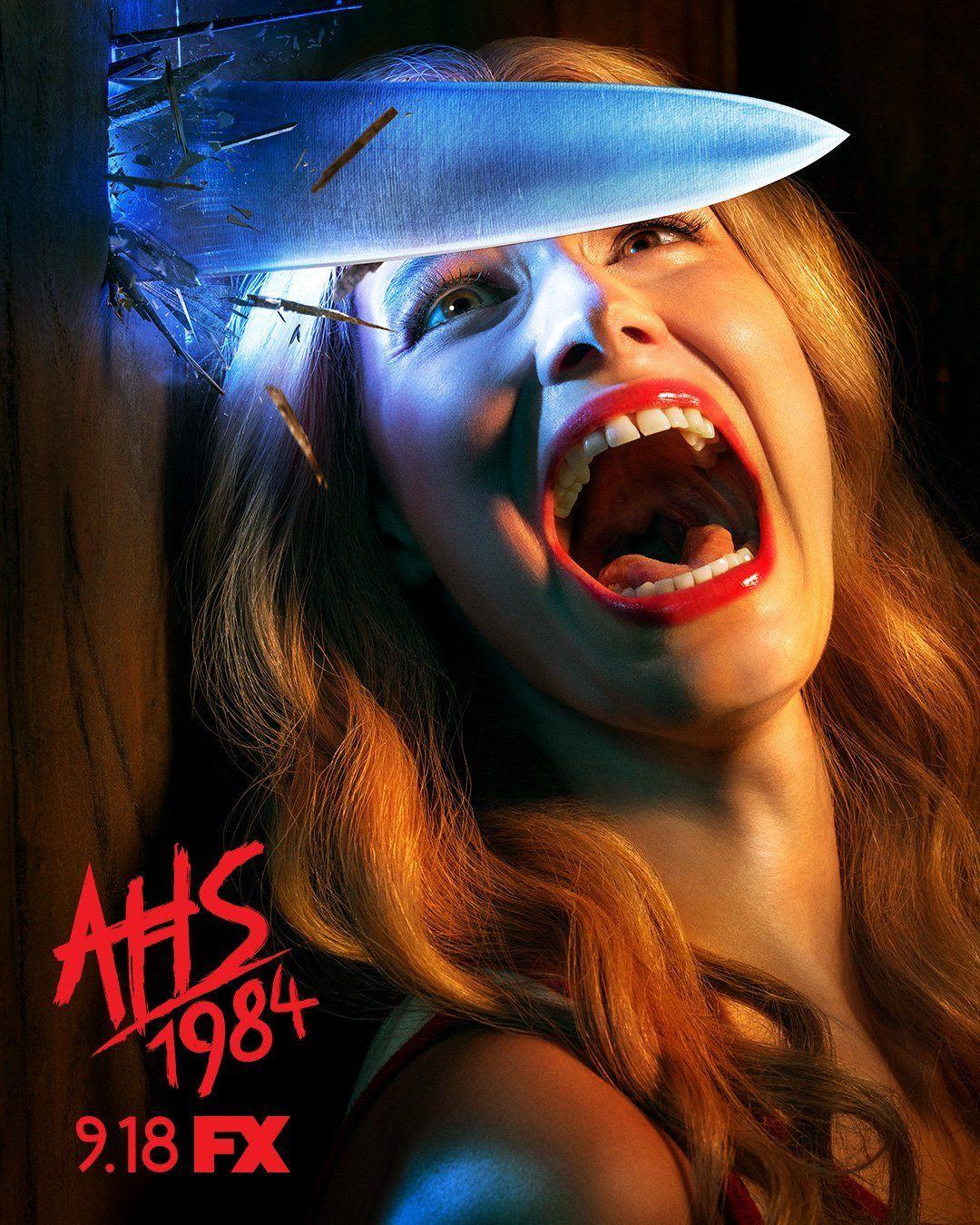 American Horror Story 9: 1984 Dual Latino/Ingles 1080p
