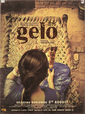 Free Download Gelo 2016 Punjabi 720p  850mb