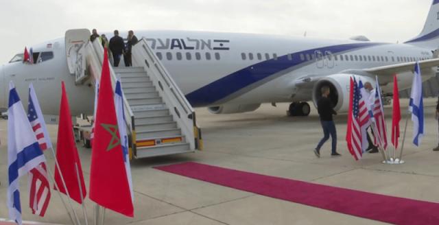 توقيع اتفاقيتي تعاون بين المغرب واسرائيل