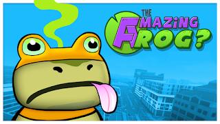 Amazing Frog çılğın və əyləncəli bir macəra oyunudur. Oyun İngiltərənin Swindon qəsəbəsində keçir.