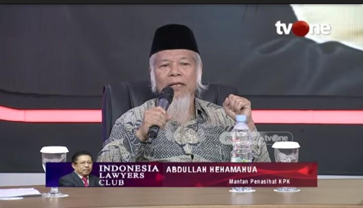 Mantan Penasihat KPK Beberkan Kaitan Kasus Wahyu Setiawan KPU dengan Pilpres