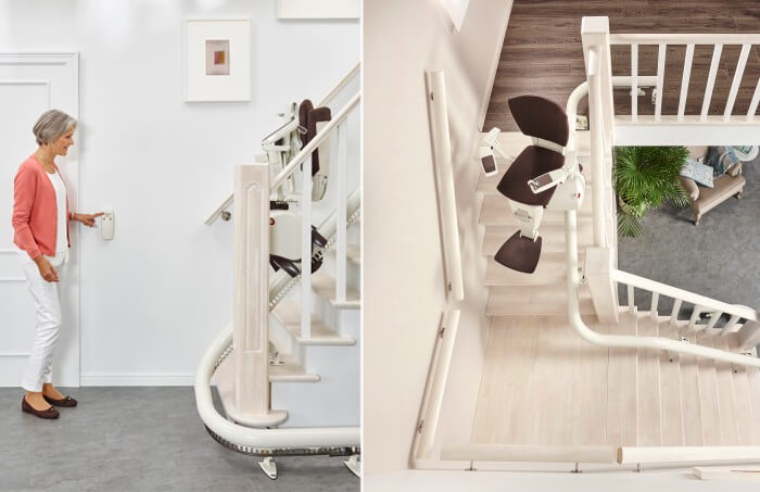 indoor stair climber