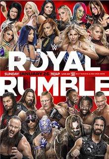 WWE Royal Rumble 2020 PPV 720p WEBRip