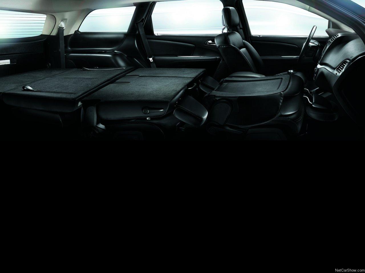 Civic cars concierge 7 2011 Fiat freemont interieur