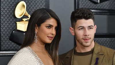 Priyanka Chopra stylish look at Grammy Awards 2020
