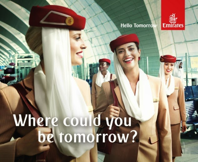 Fly Gosh Emirates Cabin Crew Recruitment Walk In
