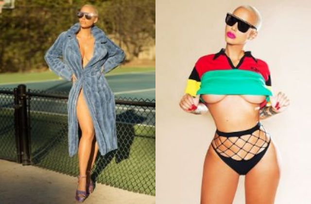 19 Hot Pictures Of Amber Rose That Will Drive You Nuts