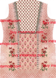 Ladies kurti design Front