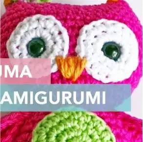 Búho Amigurumi a Crochet