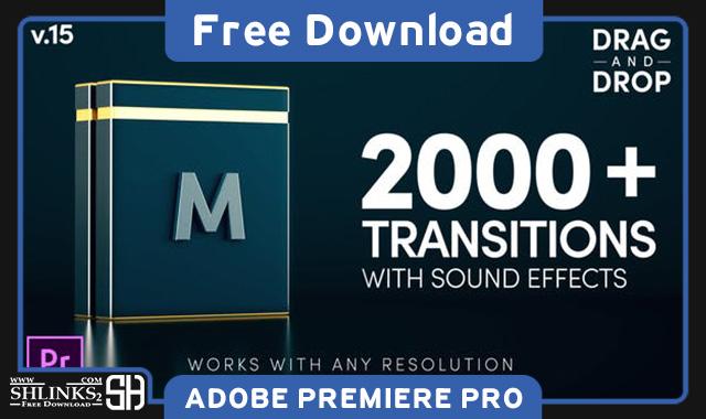 انتقالات احترافية لبرنامج ادوبي بريمير برو Best Transitions Premier Pro Cc 2018 Youtube