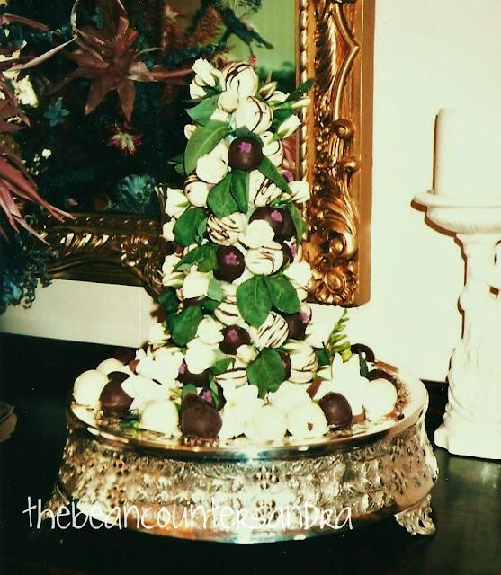 Chocolate Orange Peels Dunmore Candy Kitchen: The Bean Counter At The Kitchen Counter: Chocolate Truffle