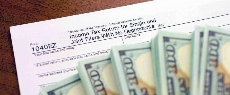 Raised income brackets