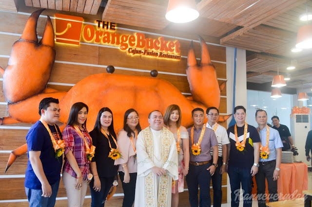 The Orange Bucket Plaridel Bulacan Branch