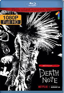 Death Note [2017] [1080p Web-Dl] [Latino-Ingles] [HazroaH]