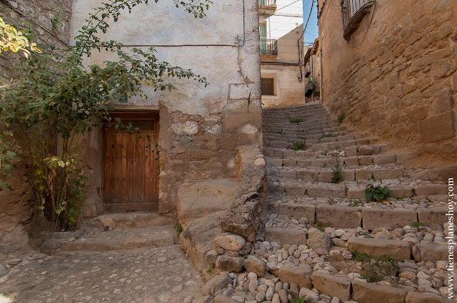 Pueblos bonitos Teruel Matarraña Valderrobres