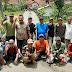 Aud Sunarya,A.Md Giat Lakukan Silaturahmi Melalui Karya Bhakti