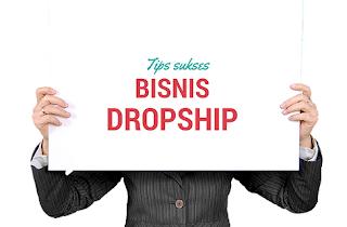 Cara Sukses Menjadi Seorang Dropshiper