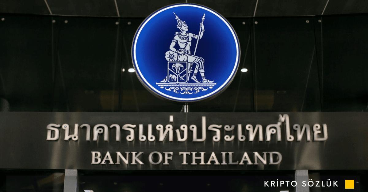 Tayland Bankası, CBDC Kullanan İşletmeler İçin Bir Ödeme Sistemi Geliştirmeyi Planlıyor