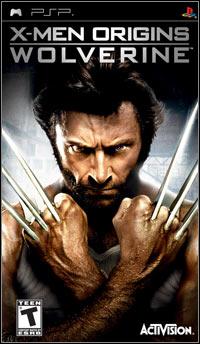 X-Men Origins Wolverine (PSP - ISO) Español [MEGA]
