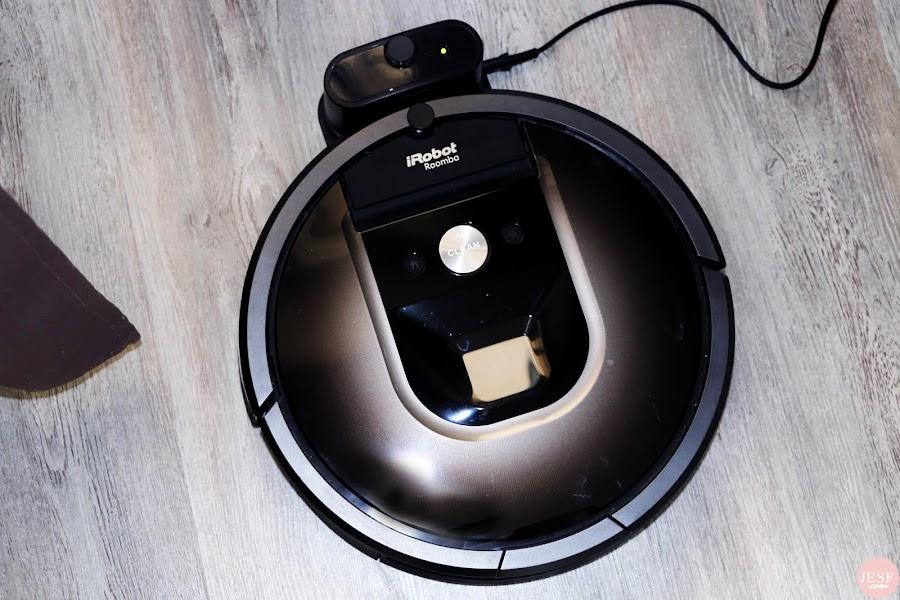 test avis Roomba 980 iRobot