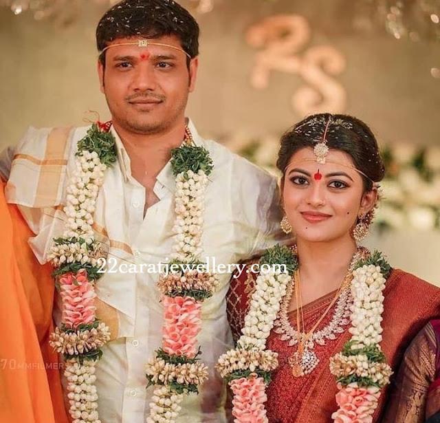 Kayal Anandhi Wedding
