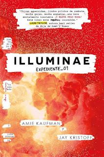 Illuminae   Archivos illuminae #1   Amie Kaufman & Jay Kristoff